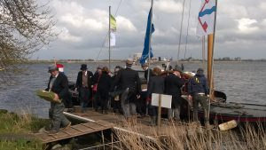 20160415 Opening Waterseizoen Rose Marie 02