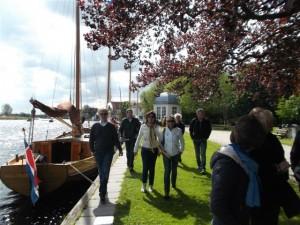 Opening brug naar Koudenhoorn 15 mei 2013 015