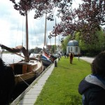 Opening brug naar Koudenhoorn 15 mei 2013 016