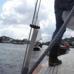 Opening brug naar Koudenhoorn 15 mei 2013 056