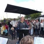 Opening brug naar Koudenhoorn 15 mei 2013 058