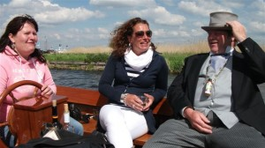 Opening brug naar Koudenhoorn 15 mei 2013 124