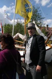Opening brug naar Koudenhoorn 15 mei 2013 137